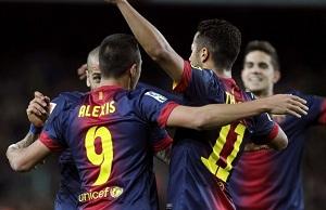 Mistrzostwo na Camp Nou?