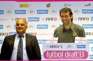 Sześciu z Barçy w Futbol Draft 2013