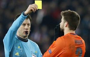 UEFA zaprzecza karze dla Starka