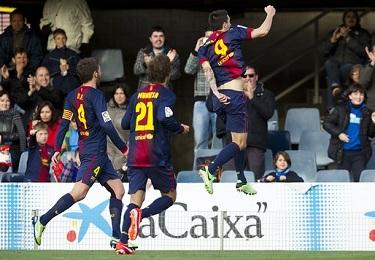 Gimnàstic Tarragona – FC Barcelona B: Półfinał Pucharu Katalonii
