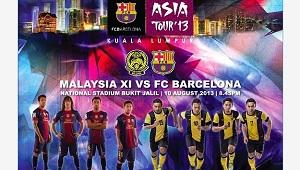 10 sierpnia z Malezją