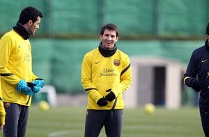 Messi zagra mecz charytatywny w Limie