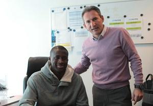 """Touré na temat Kuna: Barçy nie mówi się """"nie"""""""