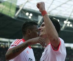 Bayern znów gromi