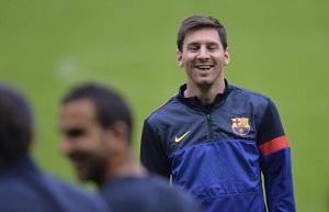 Messi: Finał z Realem na Wembley byłby wyjątkowy