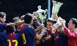 Barça poznała rywala w Pucharze Mistrzów
