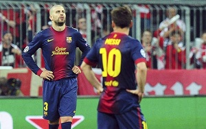 Piqué: Bayern wystawił nam ocenę