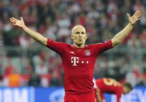 Robben: To niesamowite!