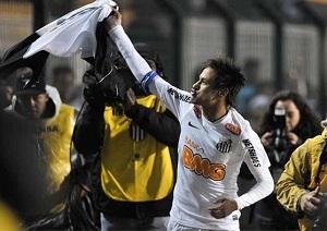 Neymar nie przedłuży kontraktu z Santosem