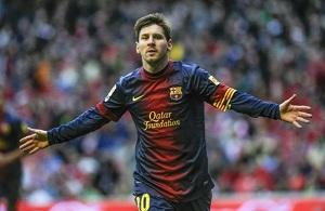 Messi kontynuuje wspaniałą passę!