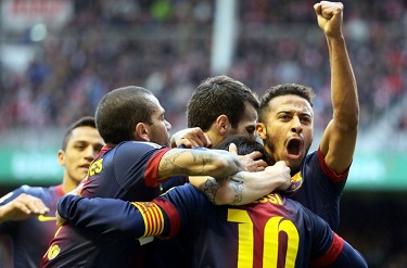 Remis na San Mamés: Athletic Bilbao 2-2 FC Barcelona
