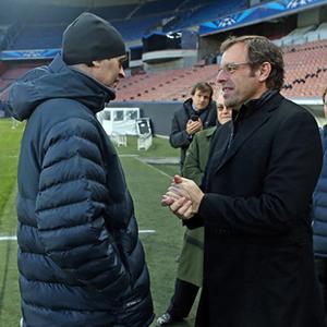 UEFA nie ukarze Tito za niestawienie się na konferencji