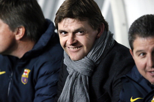 Vilanova powraca na ławkę trenerską