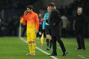 Leo Messi doznał urazu mięśniowego