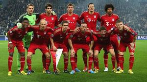 Bayern Monachium: niemiecki rekordzista
