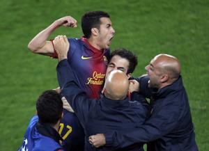 Pedro: Najlepszy moment w mojej karierze