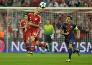Xavi: Pozostało nam jedynie pogratulować Bayernowi