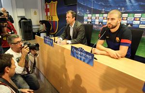 Piqué: Trzeba będzie zatracić zdrowy rozsądek