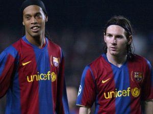 Jedenastka na Bayern według Ronaldinho