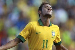 Neymar podziwia Messiego