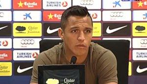Alexis Sánchez: W przyszłym sezonie będę grał dla Barçy
