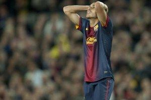 Barça cieniem samej siebie