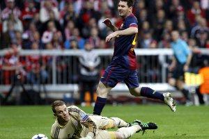 Indywidualne pojedynki w spotkaniu Barçy z Bayernem