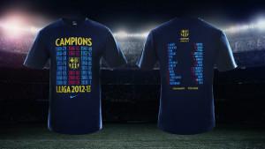 Specjalna koszulka mistrzów już gotowa