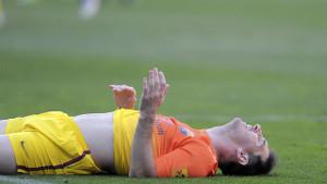 Messi będzie pauzował od 2 do 3 tygodni