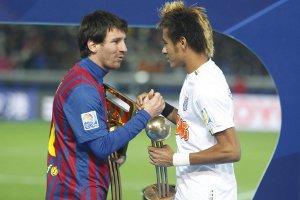 Messi + Neymar + Rooney = 633 bramki