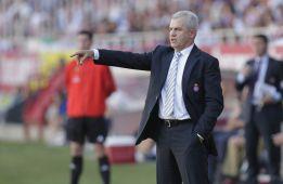 Konferencja prasowa trenera Espanyolu