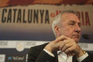 Cruyff: To rzadka sytuacja, gdy bramkarz chce opuścić najlepszy klub na świecie