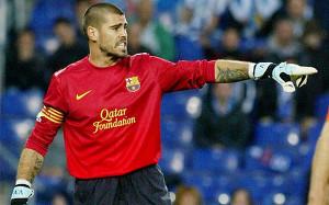 Klub chciałby, aby Valdés podjął decyzję do 30 czerwca