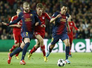 Piqué: To najgorsza noc odkąd mam na sobie koszulkę Barcelony