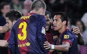 Alexis: Z Messim na boisku jesteśmy bardziej zmotywowani
