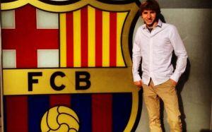 Sergi Samper przedłużył kontrakt z Barceloną