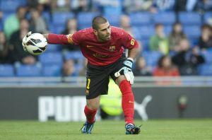 Valdés z opaską kapitana