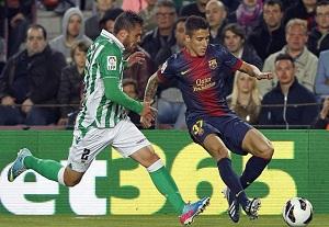 Cristian Tello dla Barça TV