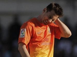 Messi także kontuzjowany [AKTUALIZACJA]