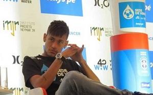 Ojciec Neymara: Santos powiedział, że nie sprzeda