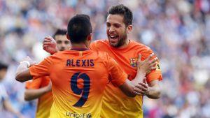 Statystyki z meczu Espanyol – FC Barcelona