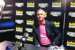 Cruyff: Jestem zaskoczony decyzją zarządu