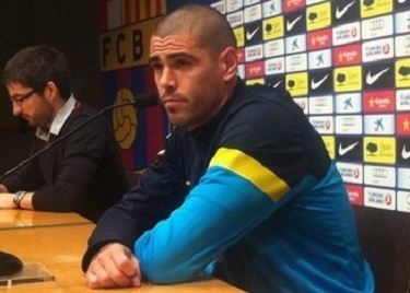 Valdés: Zostaję do 2014 roku