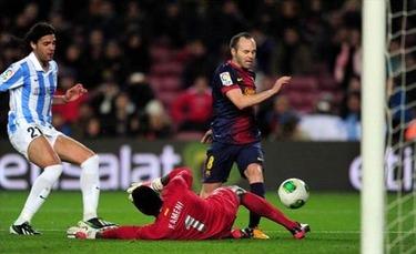 """Starcie o """"sto punktów"""": Zapowiedź meczu FC Barcelona – Málaga CF"""