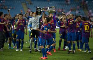 Madryt przedłuża koronację Barcelony