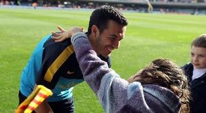 Mascherano i Pedro o wartościach w futbolu
