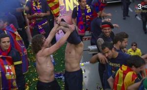 Colom: Zawodnicy Barcelony muszą przemyśleć swoje postępowanie