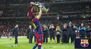 Jeśli chcesz wygrać Ligę Mistrzów, musisz pokonać Barçę