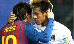 Messi i Neymar mają wspólnie pół tysiąca bramek