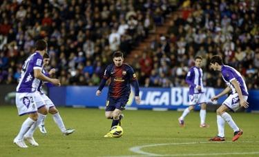 Zapowiedź meczu FC Barcelona – Real Valladolid